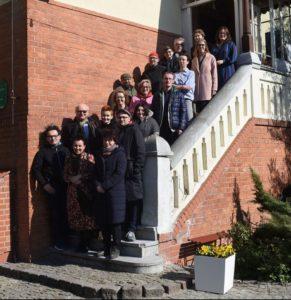 Spotkanie letnich festiwali literackich Jarosław Kuźniar media