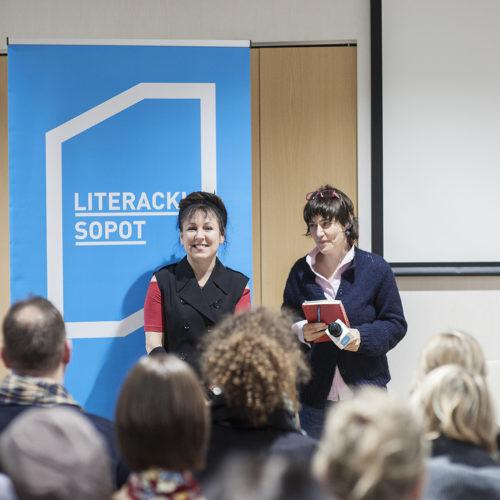 Olga Tokarczuk laureatką literackiej Nagrody Nobla Literacki Sopot media